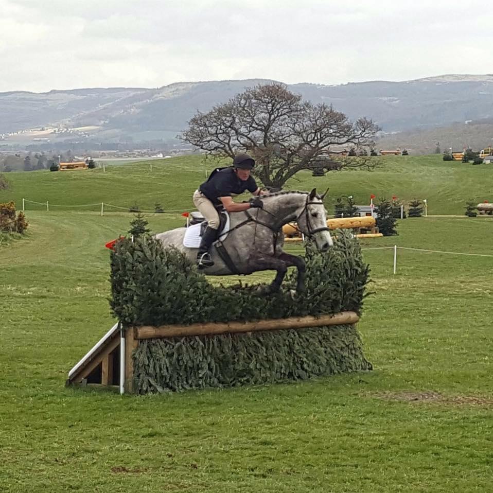Forgandenny (1) BE Horse Trials