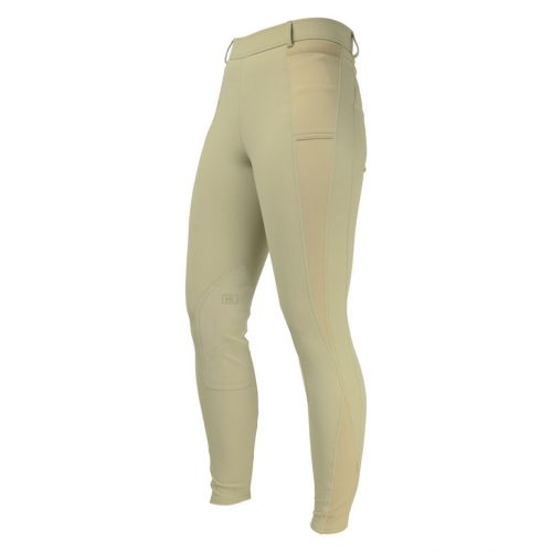 HyPerformance Motion riding tights in beige