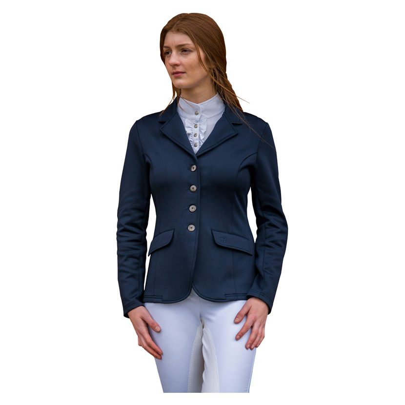 Hy Stoneleigh show jacket in navy