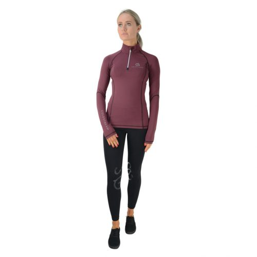 Coldstream Lennel base layer in windsor/black