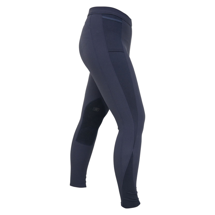 HyPerformance riding tights in navy