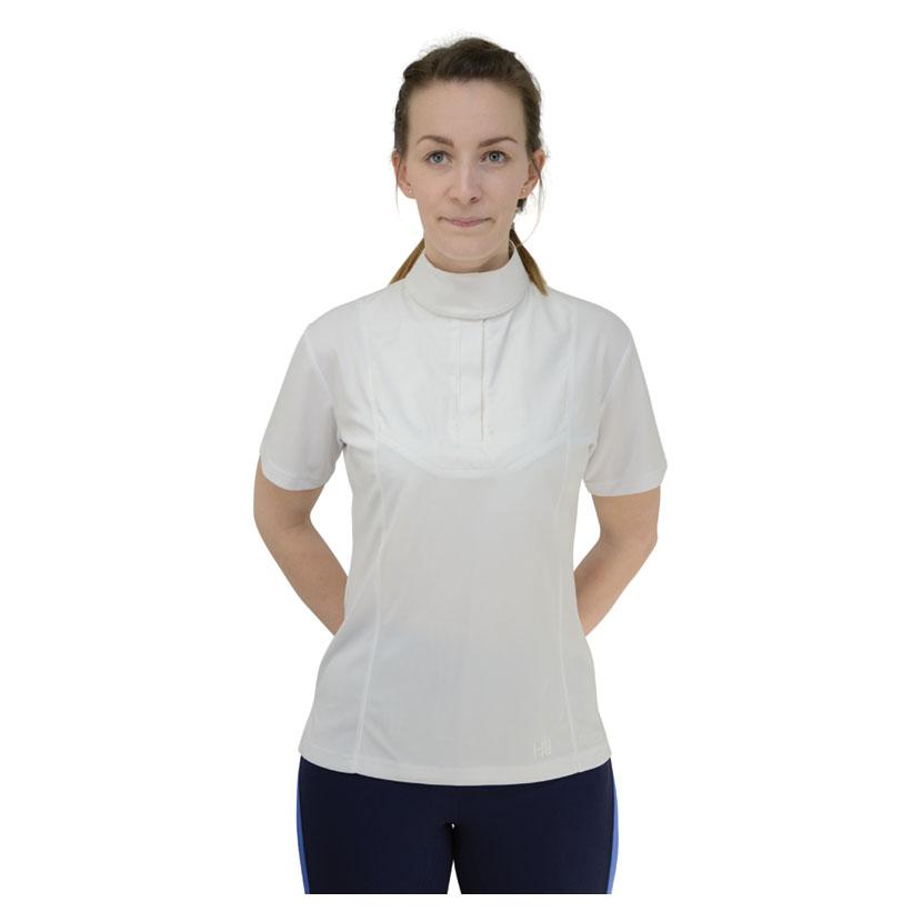 HyPerformance Downham show shirt in white