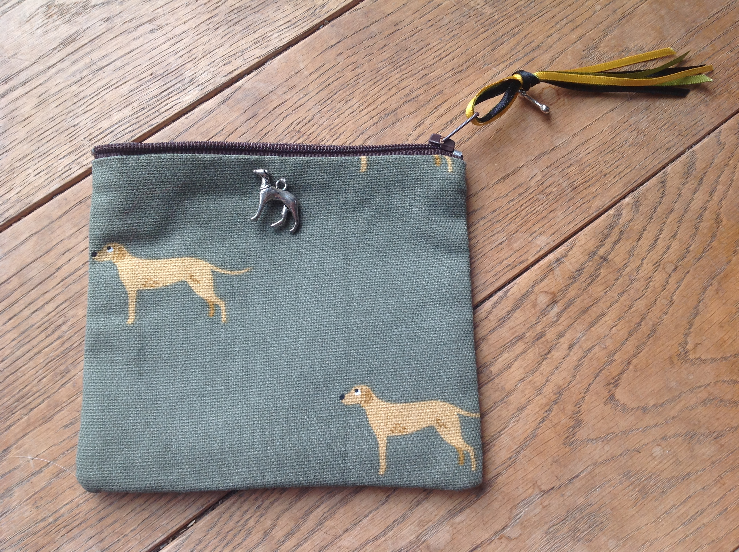 Coin purse - Sophie Allport Retrievers design
