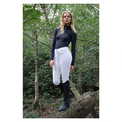 Coldstream Kilham white breeches