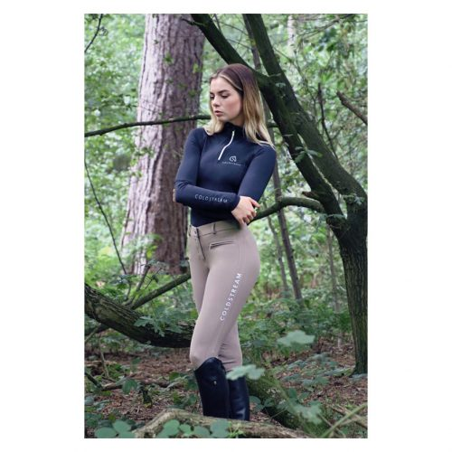 Coldstream Kilham taupe breeches