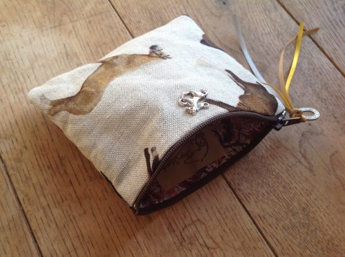 Coin purse - Horse breeds design