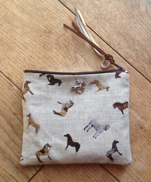 Coin purse - mini Horse breeds
